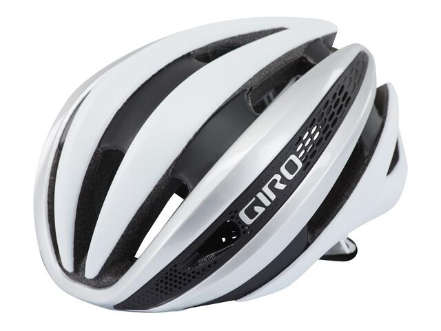 Giro Synthe Helmet matte white/silver